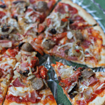 National Sausage Pizza Day | Spicy Sausage Pizza
