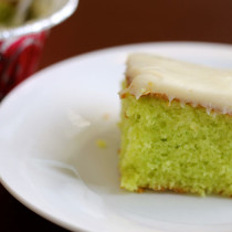 National Cake Day | Key Lime Cake