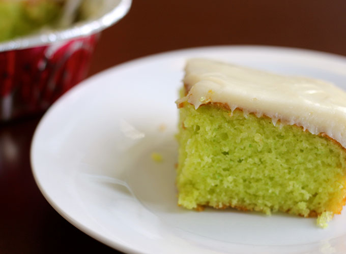 How To Make Lime Cake Frosting