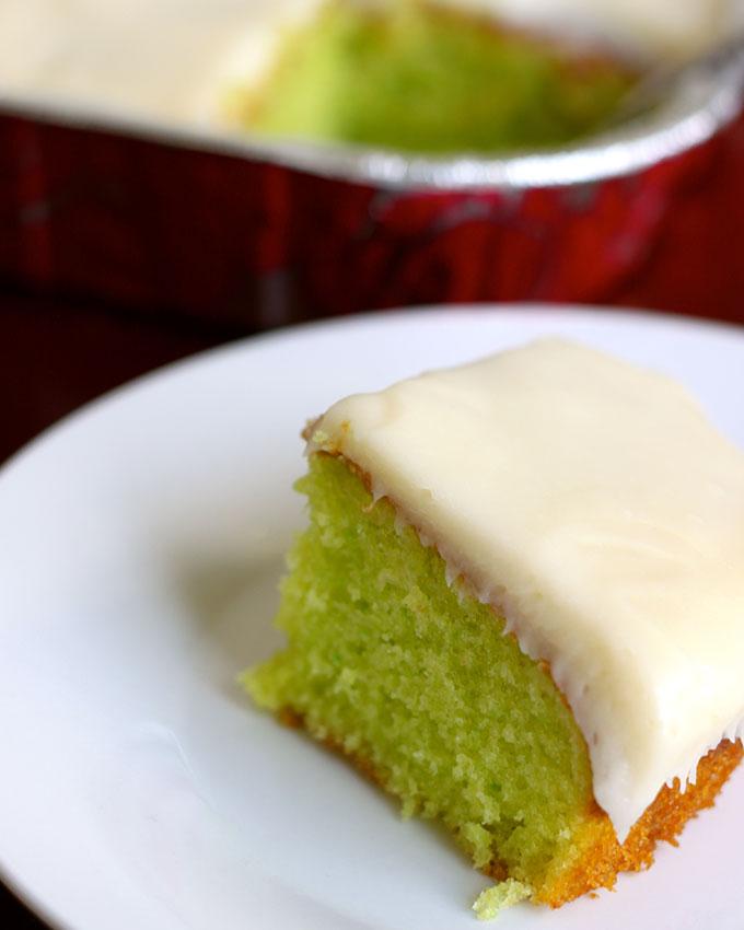 National Cake Day | Key Lime Cake