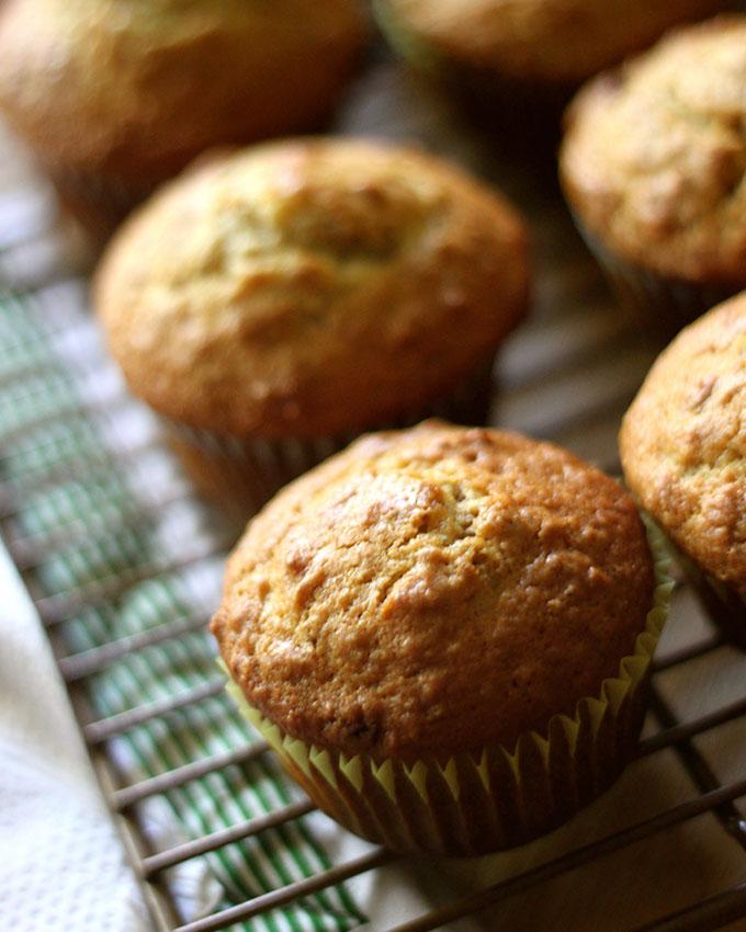National Raisin Bran Cereal Day | Raisin Bran Muffins