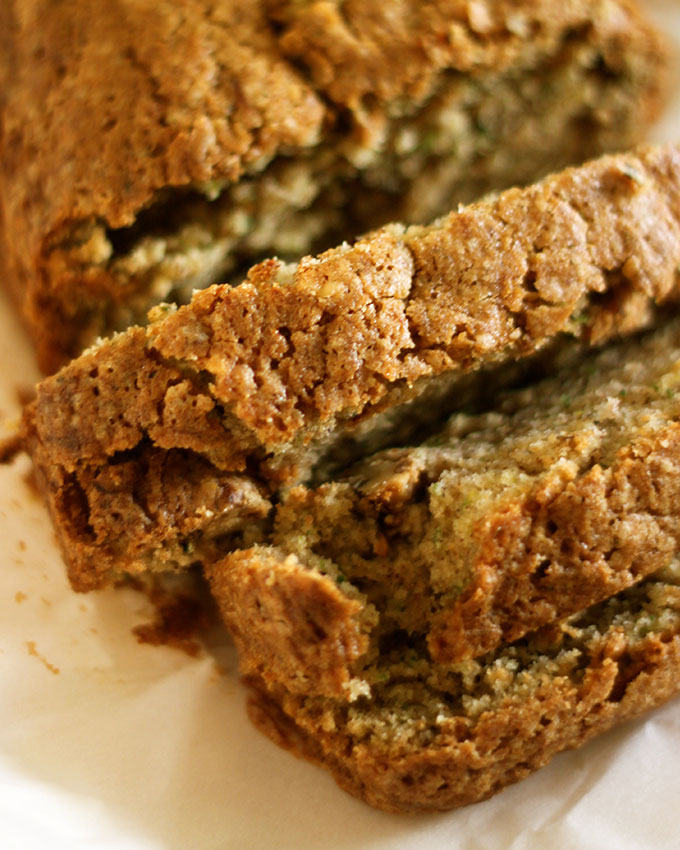 National Homemade Bread Day | Zucchini Bread