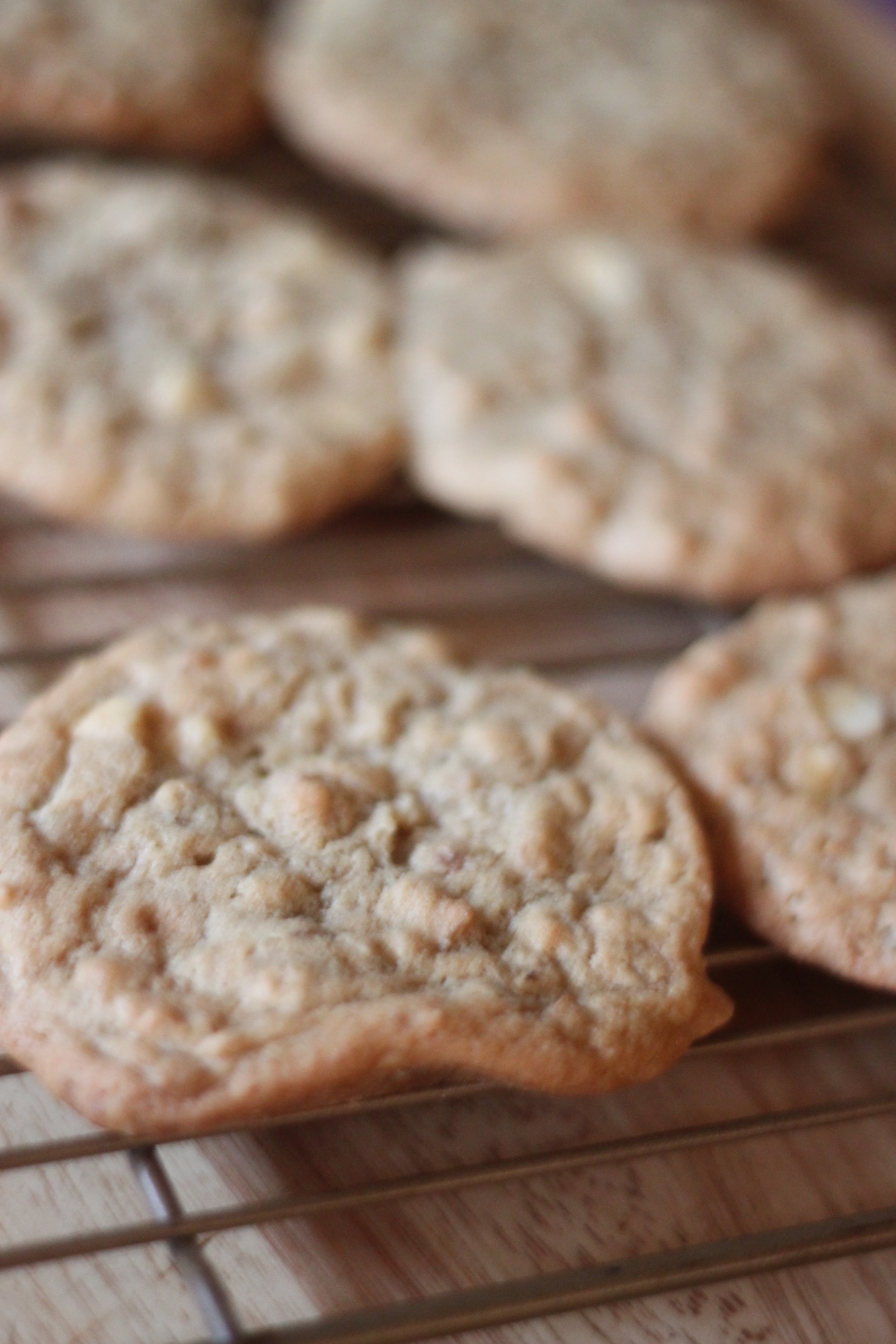 National Cookie Day   Cowboy Cookies