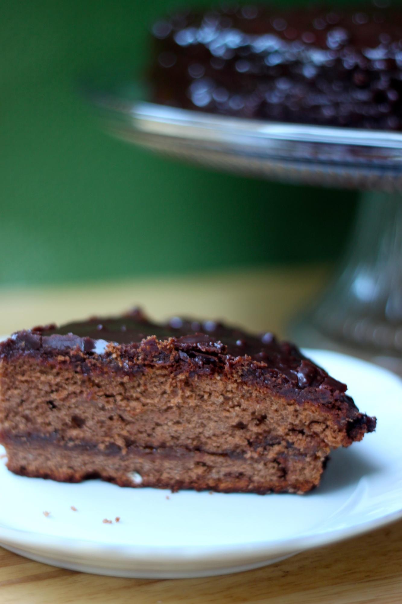 National Sacher Torte Day | Chocolate Chip Sacher Torte