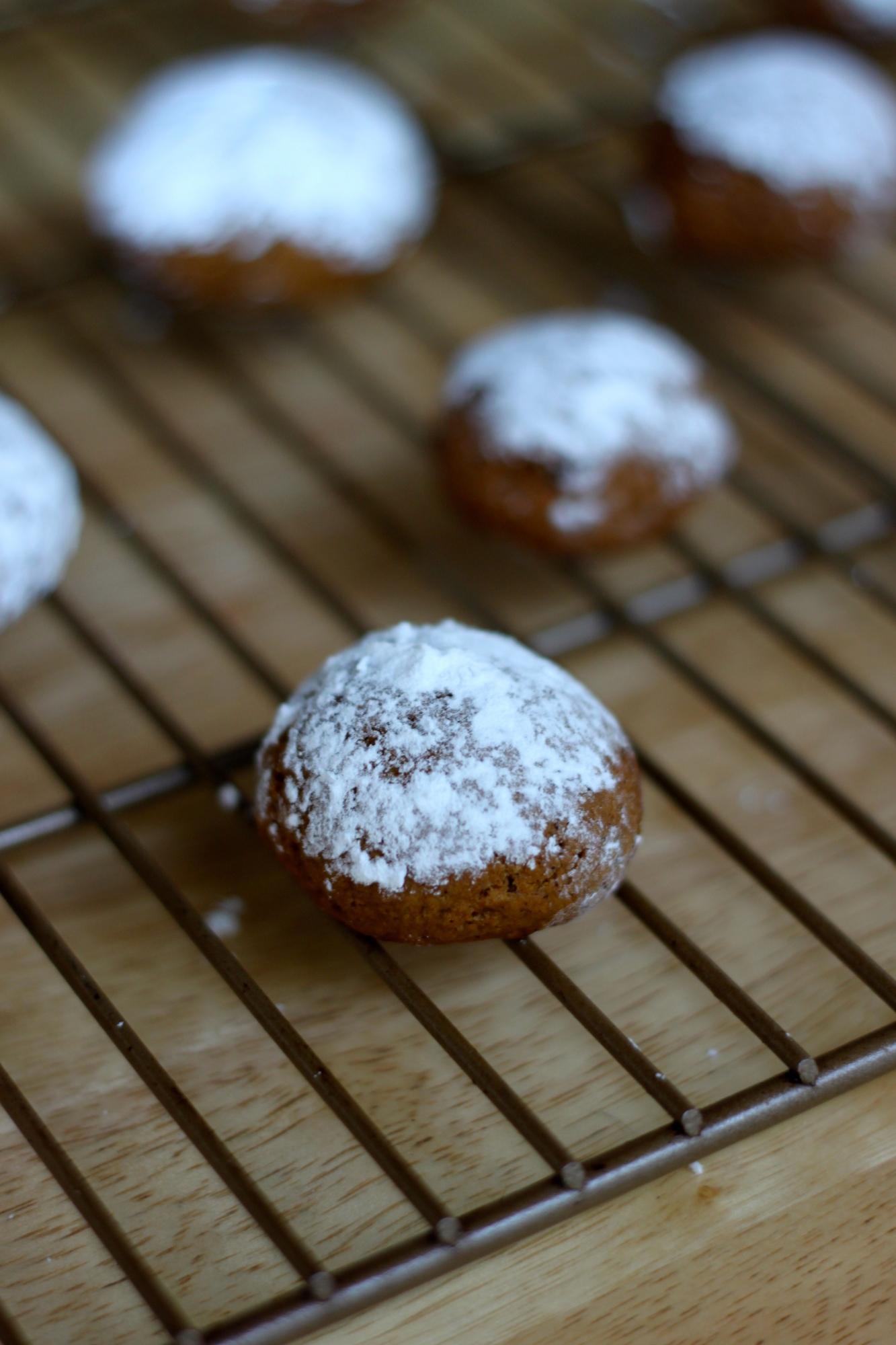 National Pfeffernuesse Day | Pfeffernuesse Cookies