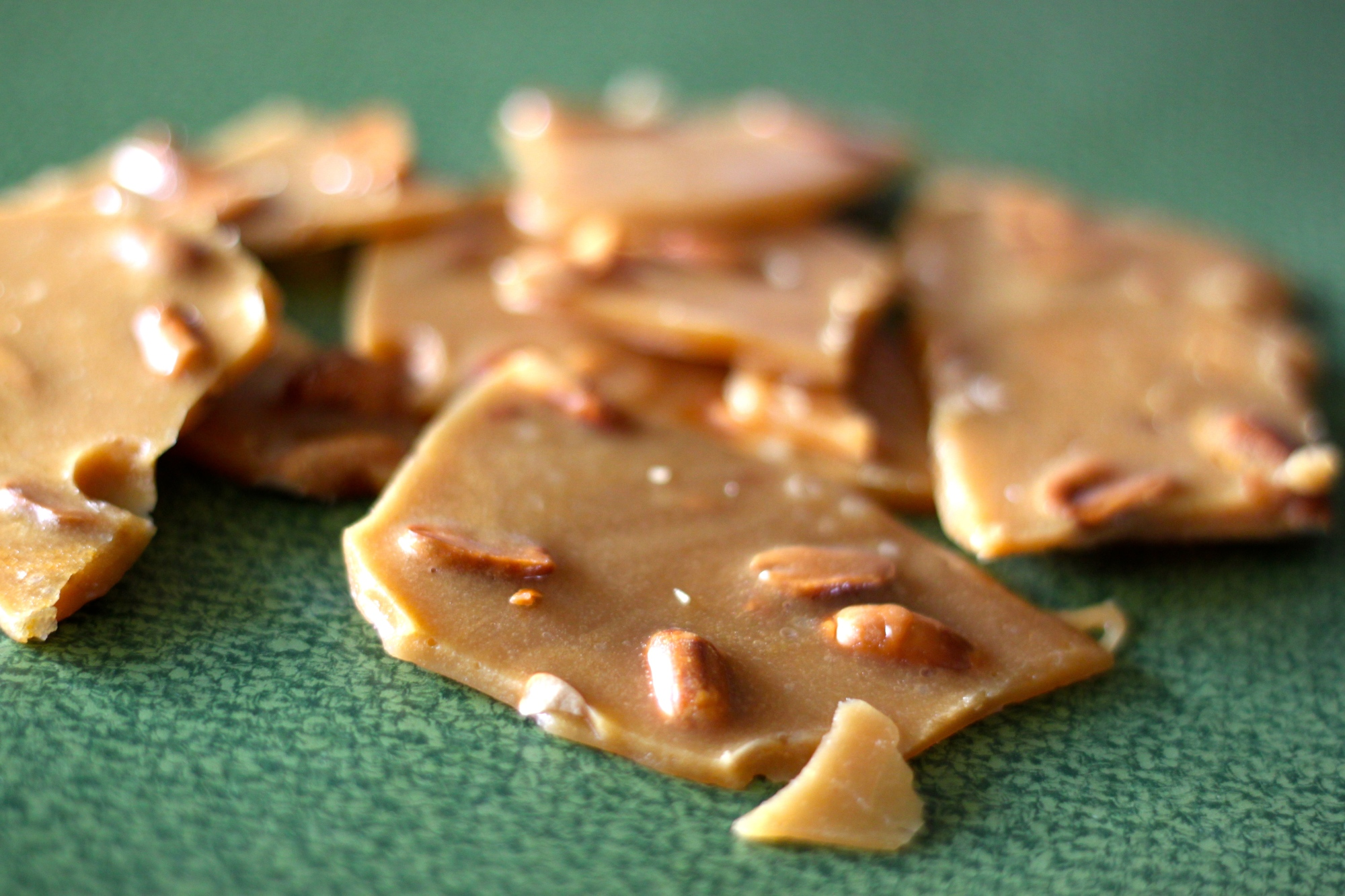 National Hard Candy Day   Peanut Brittle