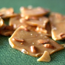 National Hard Candy Day | Peanut Brittle