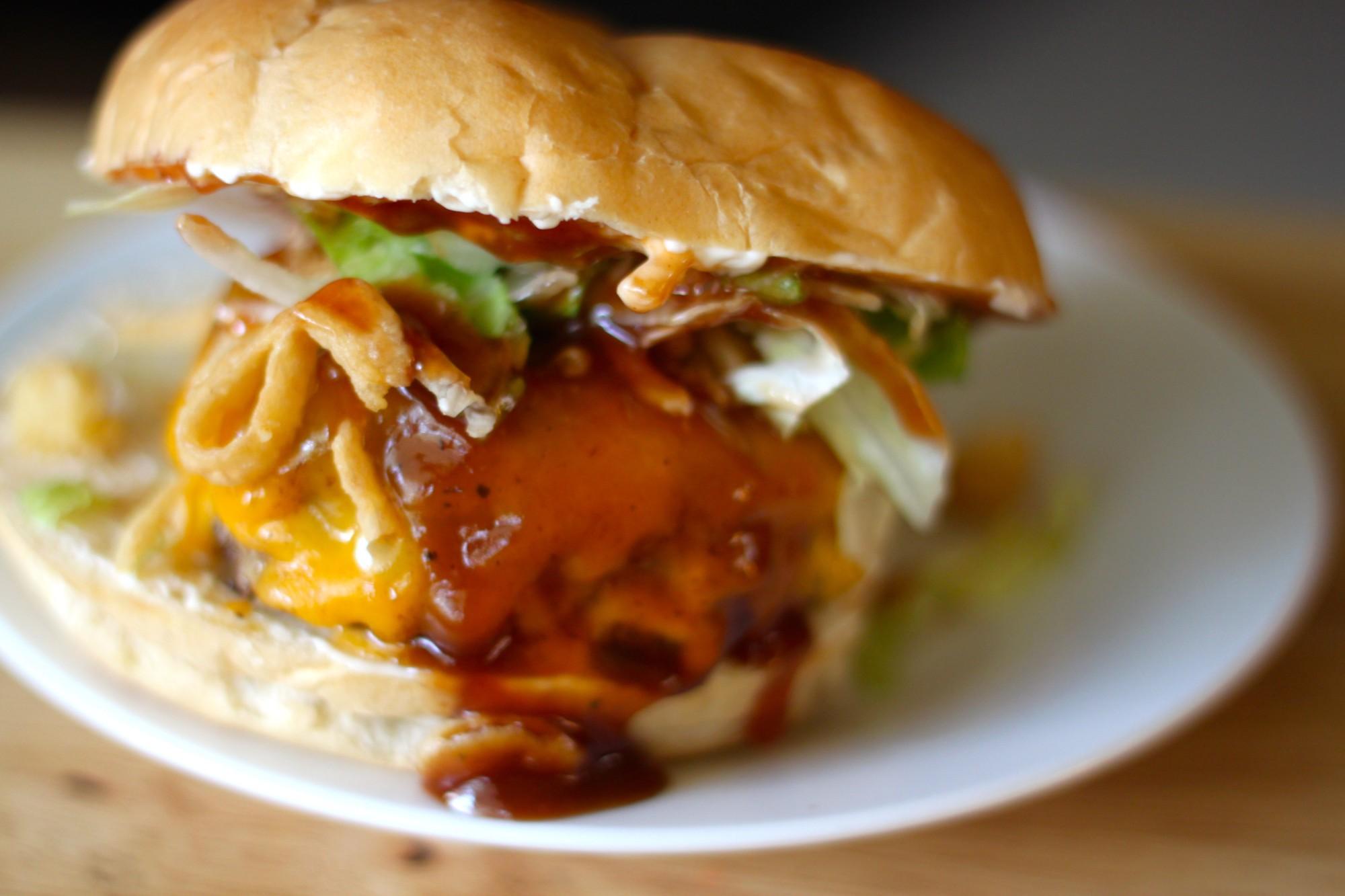 National Hamburger Day | BBQ Burger