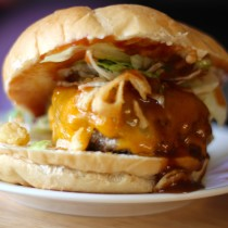 National Hamburger Day | BBQ Burger
