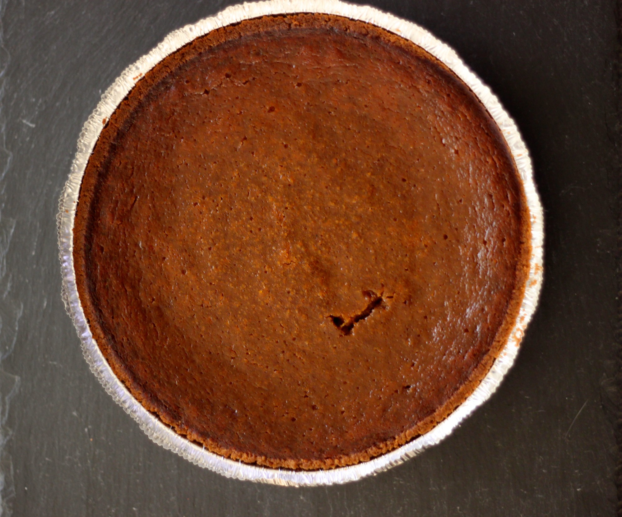 National Pumpkin Pie Day | Butterscotch Pumpkin Pie