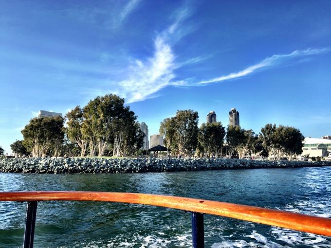 san diego ferry ride