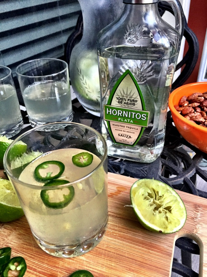 Hornitos Tequila Jalapeno Lime Margarita