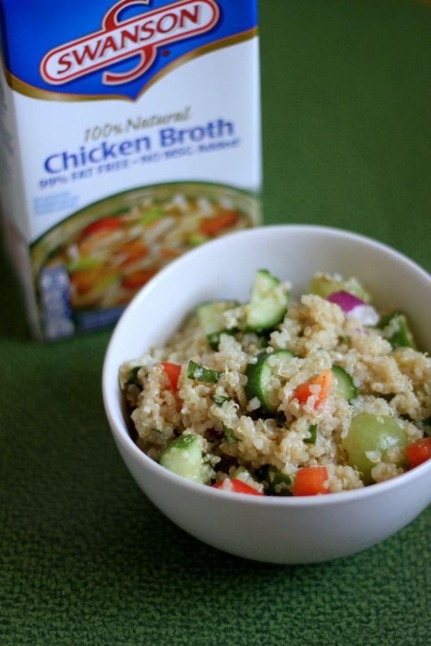 summer quinoa