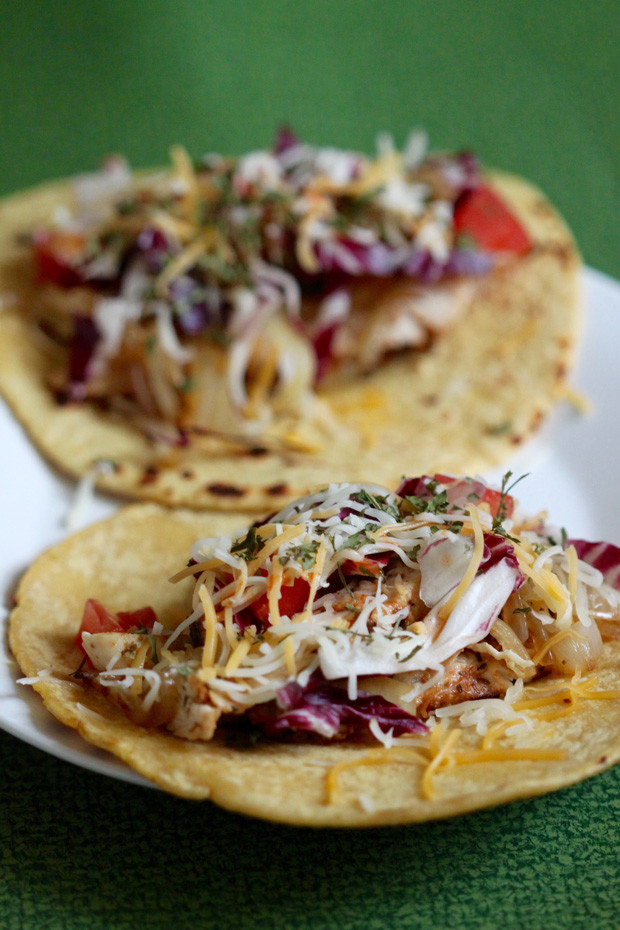 Grilled Chicken Tacos 2
