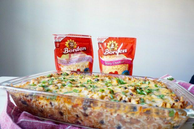 borden-cheese-burrito-bowl-casserole