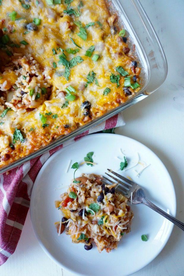 burrito-bowl-casserole-plate