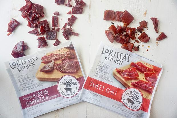 Lorissas snacks