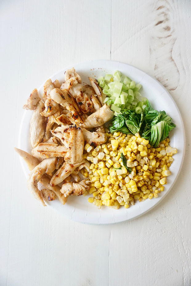 ramen noodle bowl ingredients