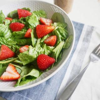 Strawberry Poppyseed Salad recipe