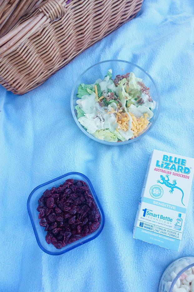picnic treats