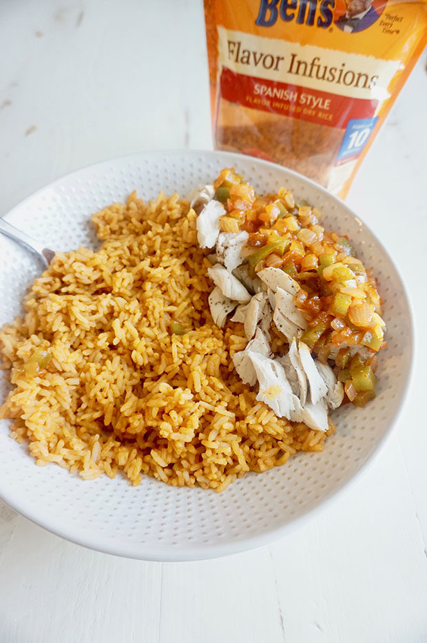 uncle bens flavor infusions chicken and rice