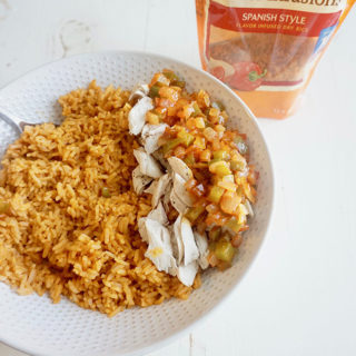 uncle bens flavor infusions spanish style rice