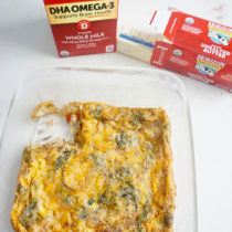 Breakfast Casserole with Horizon Organic