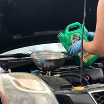 Quaker State oil DIY oil change