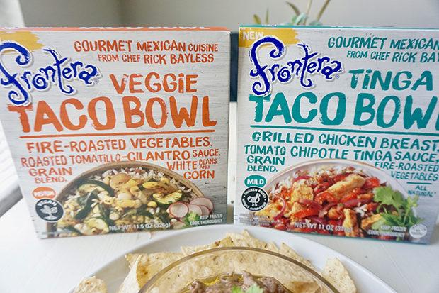 Frontera taco bowls
