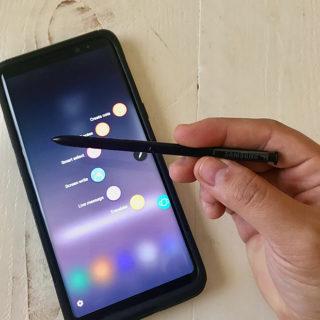 Samsung Galaxy Note8 Spen - 1