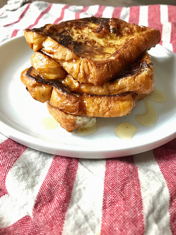 Thanksgiving Fall French Toast