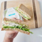 Avocado and Greens Sandwich recipe