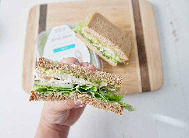 Avocado and Greens Sandwich recipe