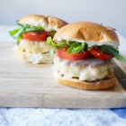 Turkey and Chickpea Burger recipe